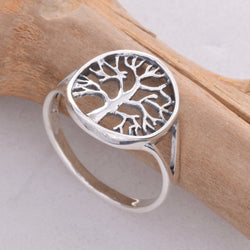 R116 - Tree Of Life ring