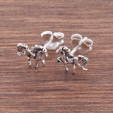 S446 - Horse Stud earrings