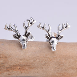S531 - Stag stud earring