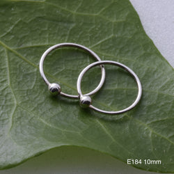 E184 - BCR style nose ring