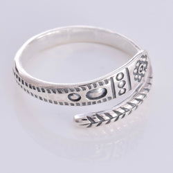 R152 - Wrap around ring