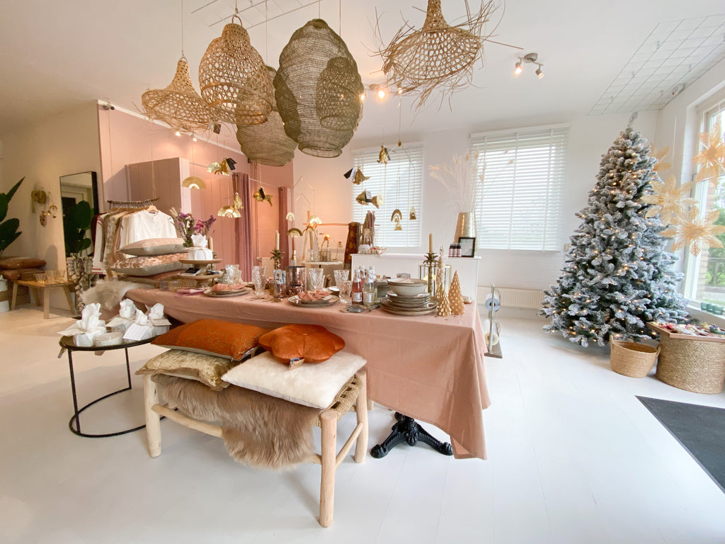 STORE IN THE SPOTLIGHT: SAUMUR INTERIOR STYLING