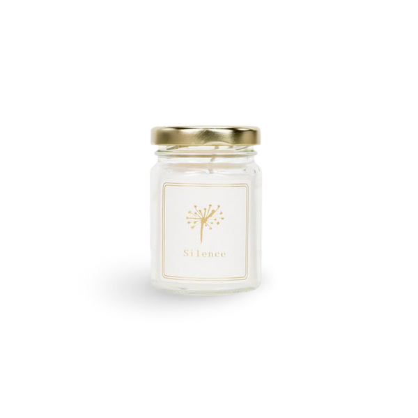 Mini Scented Candle 'Silence'