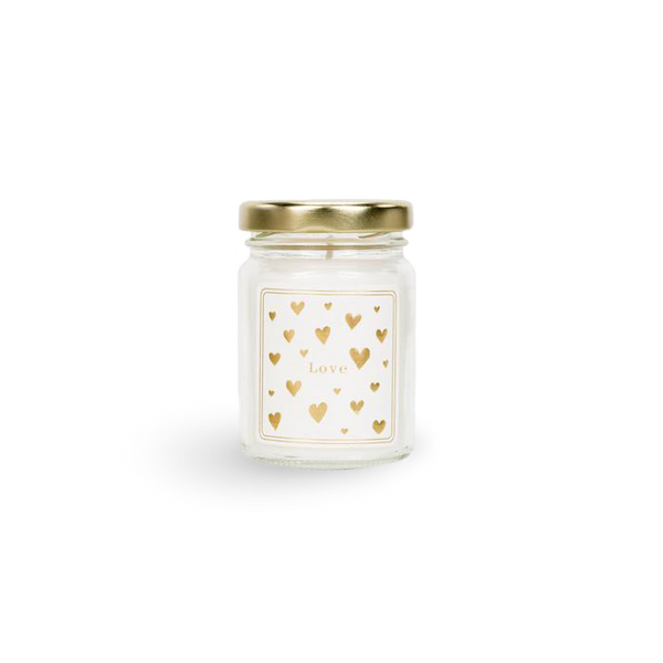 LOVE Scented Candle (mini)