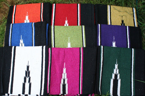 Saddle blanket Navahos