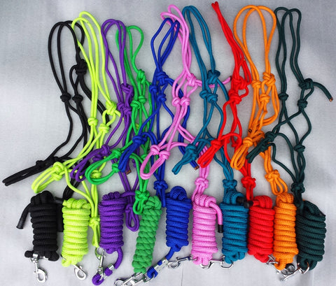 Rope halter and Lead set