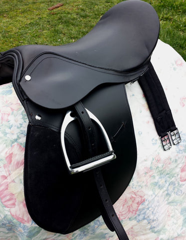 "All purpose saddle 12"",14""16"" 18"""