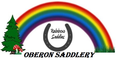 Rainbow Saddles at Oberon Saddlery