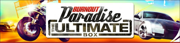 Burnout Paradise The Ultimate Box key
