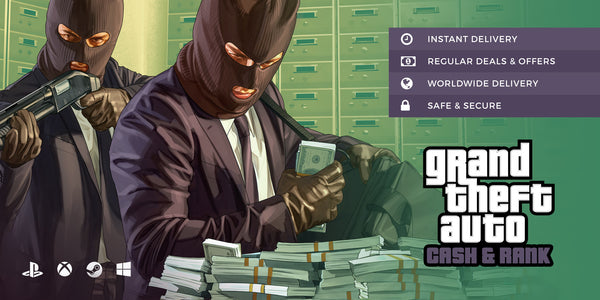 GTA cash drop PS4