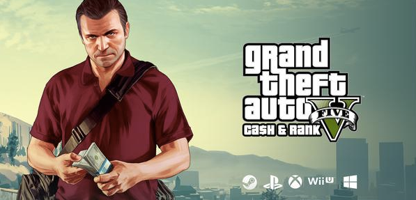 GTA V Cash & Rank from DigiZani