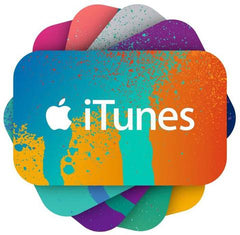 itunes gift cards and credit