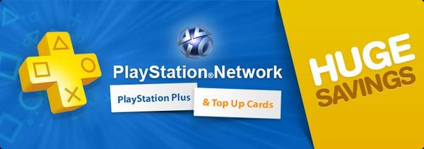 Playstation Network Cards Psn Wallet Top Ups