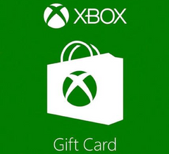 gift cards for xbox one and xbox live