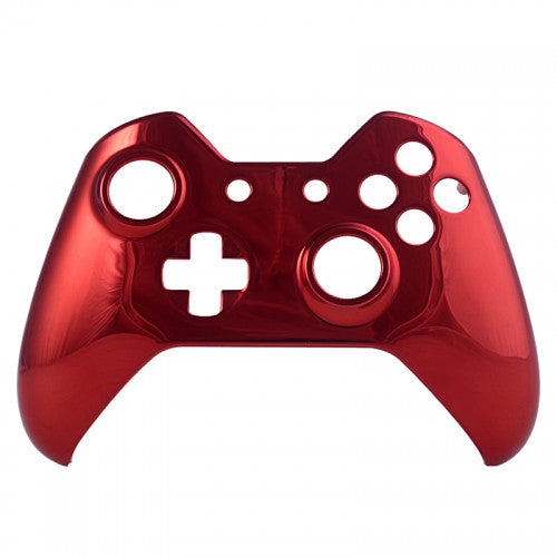 Xbox One Controller Shell - Chrome Red