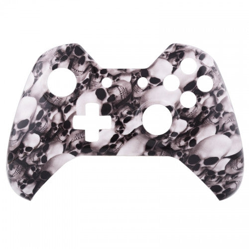 Xbox One Controller Shell - White Skull