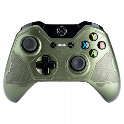 Xbox One Controller Shell - Green Military