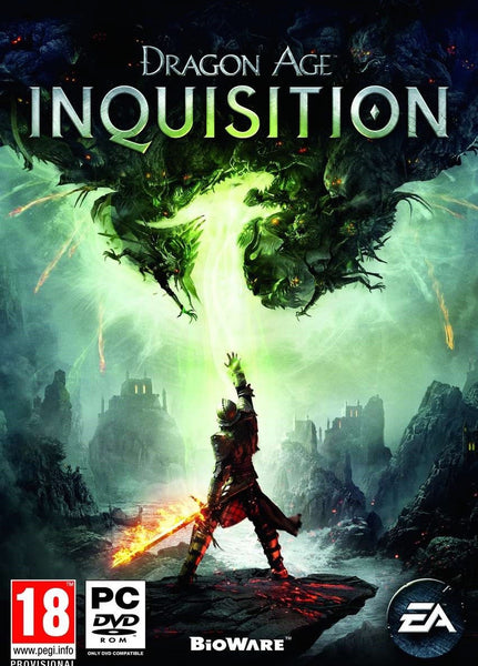 Dragon Age: Inquisition - Digizani