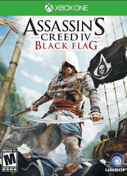 Assassin's Creed IV: Black Flag - Digizani