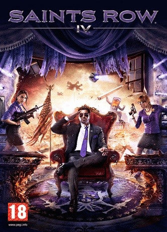 Saints Row IV (GOTY)
