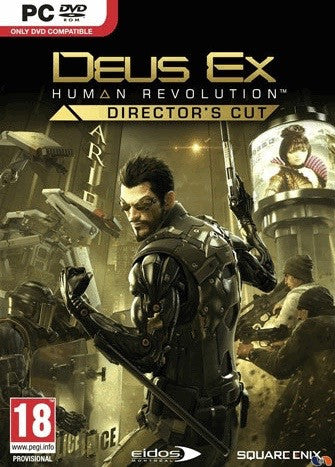 Deus Ex: Human Revolution-Director Cut - Digizani