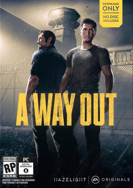 A Way Out - (PC)