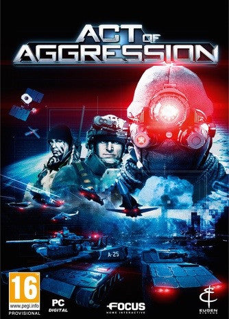 Act of Aggression - Digizani