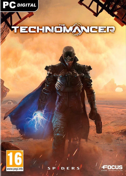The Technomancer (PC) Instant Download