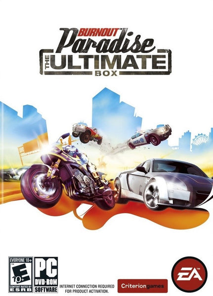 Burnout Paradise: The Ultimate Box - Digizani