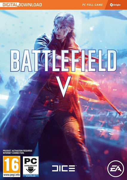 Battlefield 5 CD Key