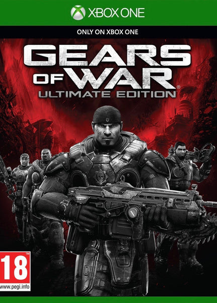 Gears of War: Ultimate Edition (Xbox)