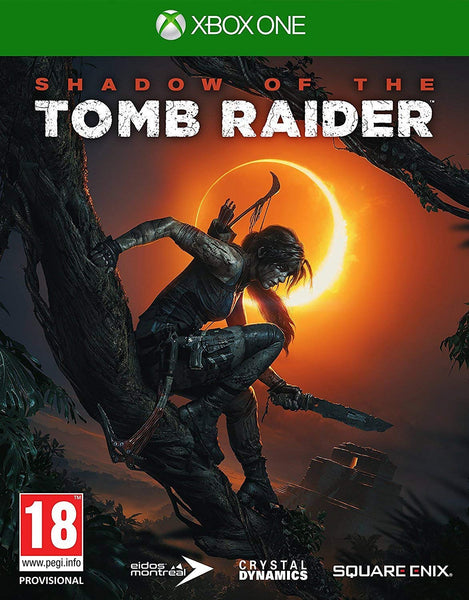 Shadow of the Tomb Raider Xbox One Digital Code