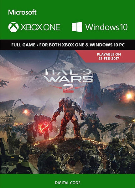 Halo Wars 2 Xbox One PC - Download Code