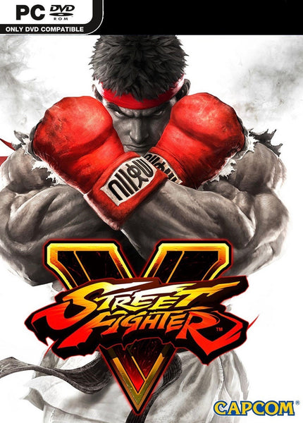 Street Fighter V Download Key (PC)