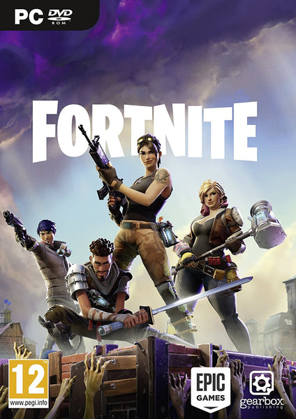 Fortnite (Deluxe Edition) - PC