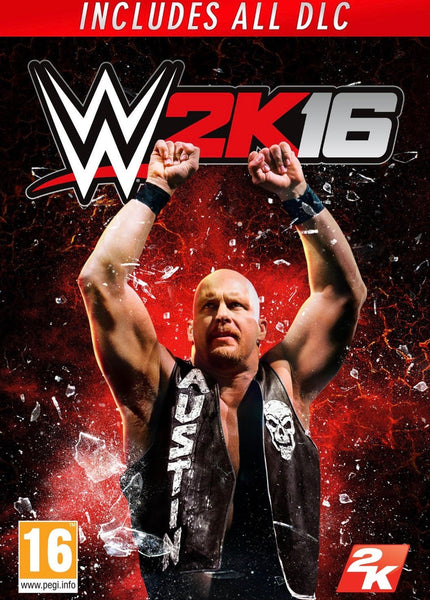 WWE 2K16 - Instant PC Download