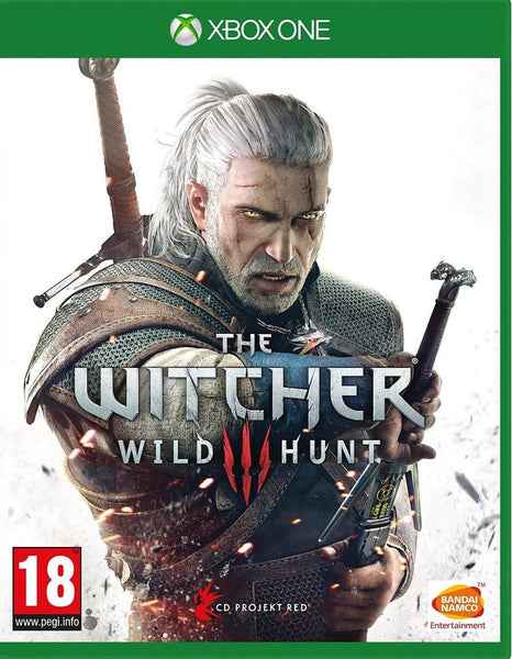 The Witcher 3: Wild Hunt (Xbox)