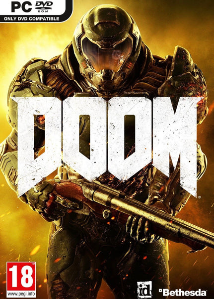 Doom (PC) Instant Download - Digizani