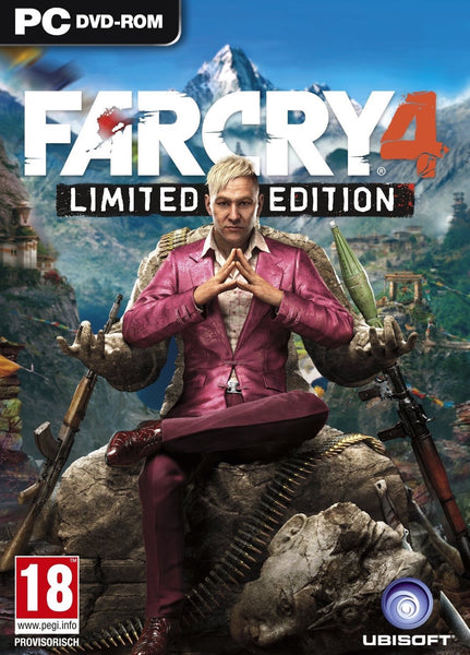 Far Cry 4 (Limited Edition) - Digizani