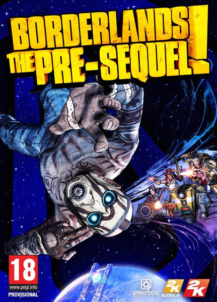 Borderlands: The Pre-Sequel - Digizani