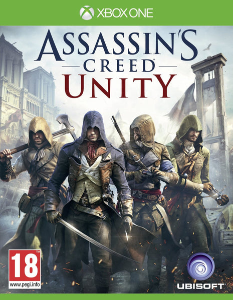 Assassin's Creed: Unity Download Code Xbox One