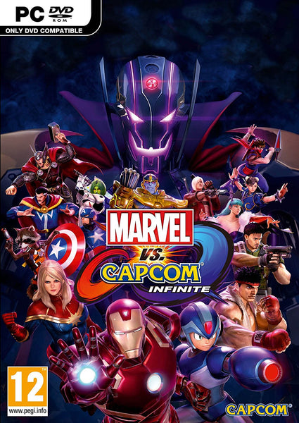 Marvel vs. Capcom Infinite CD Key