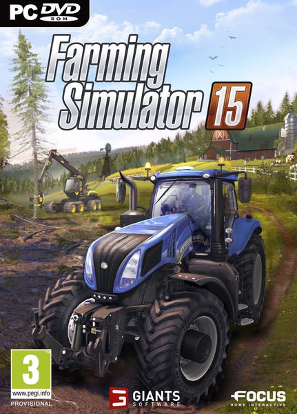 Farming Simulator 15 - Digizani