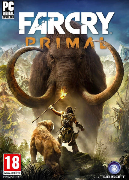Far Cry Primal (PC) Instant Download - Digizani