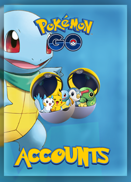 Pokemon Go Accounts