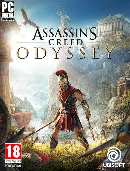 Assassin's Creed: Odyssey CD Key