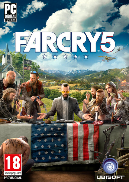Far Cry 5 - (PC)