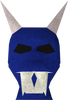 Blue Hween Mask (RS3) - Digizani