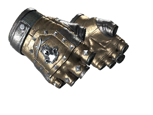 ★ Bloodhound Gloves | Bronzed