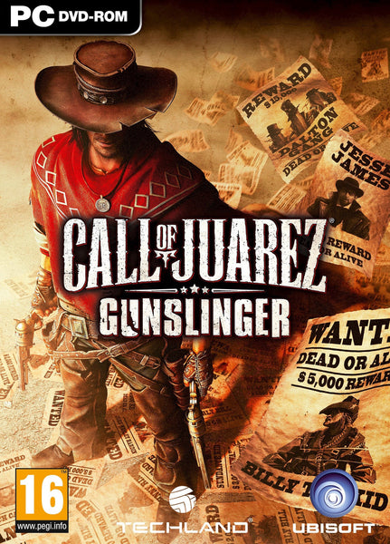 Call of Juarez: Gunslinger - Digizani